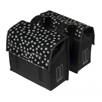 Basil Urban Load - Double Bag - 25L - Black