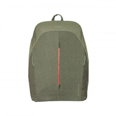 Basil B-Safe Nordlicht - Bicycle Backpack - 18 L - Olive Green