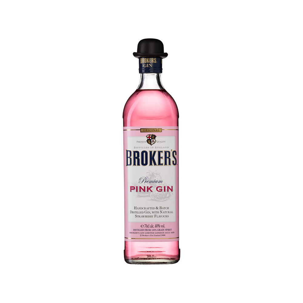 Gin Brokers Pink