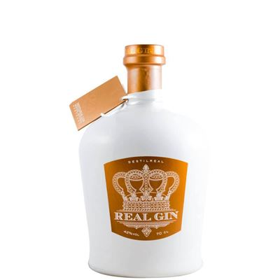 Gin Real Gin Moscatel