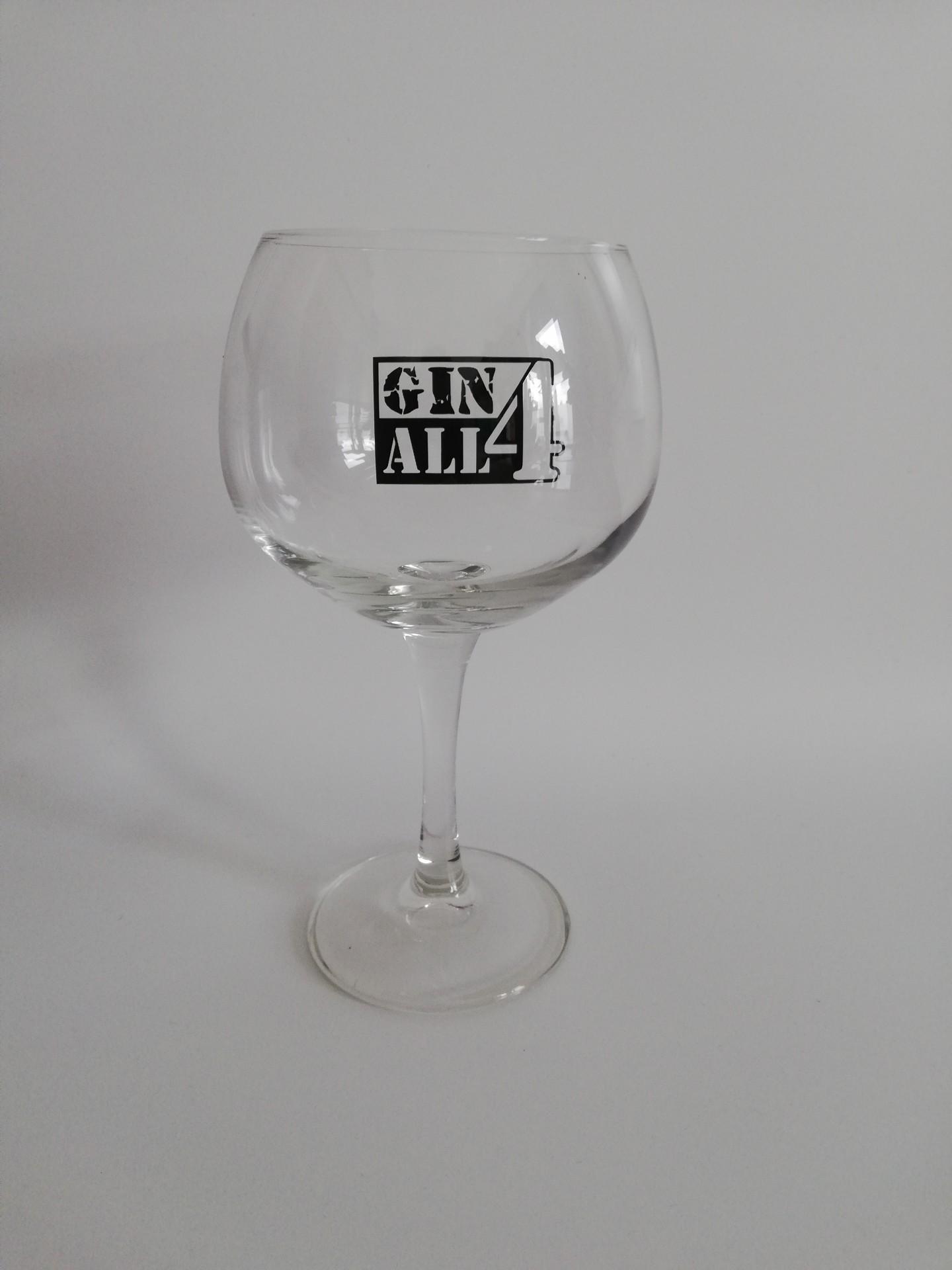 Copo Gin4All - Modelo Copacabana - 60 cl