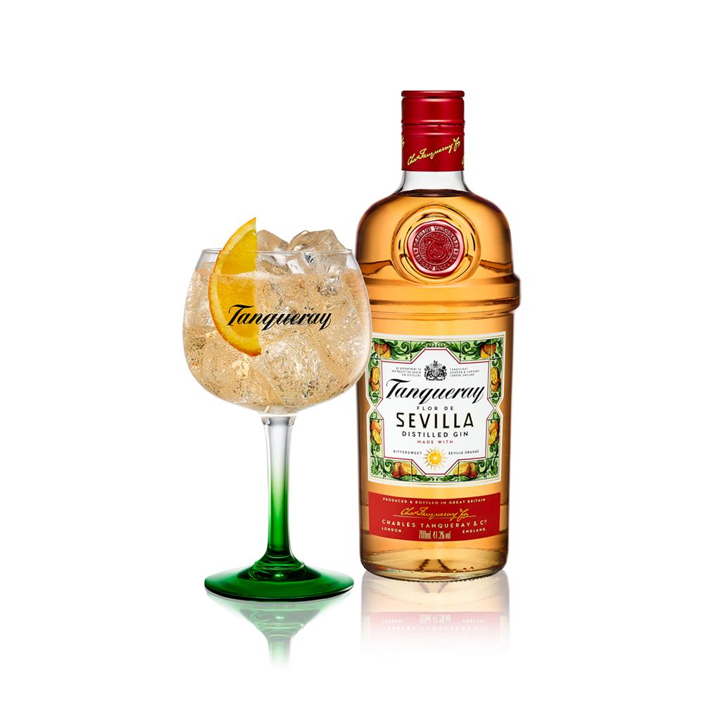 Gin Tanqueray Sevilla