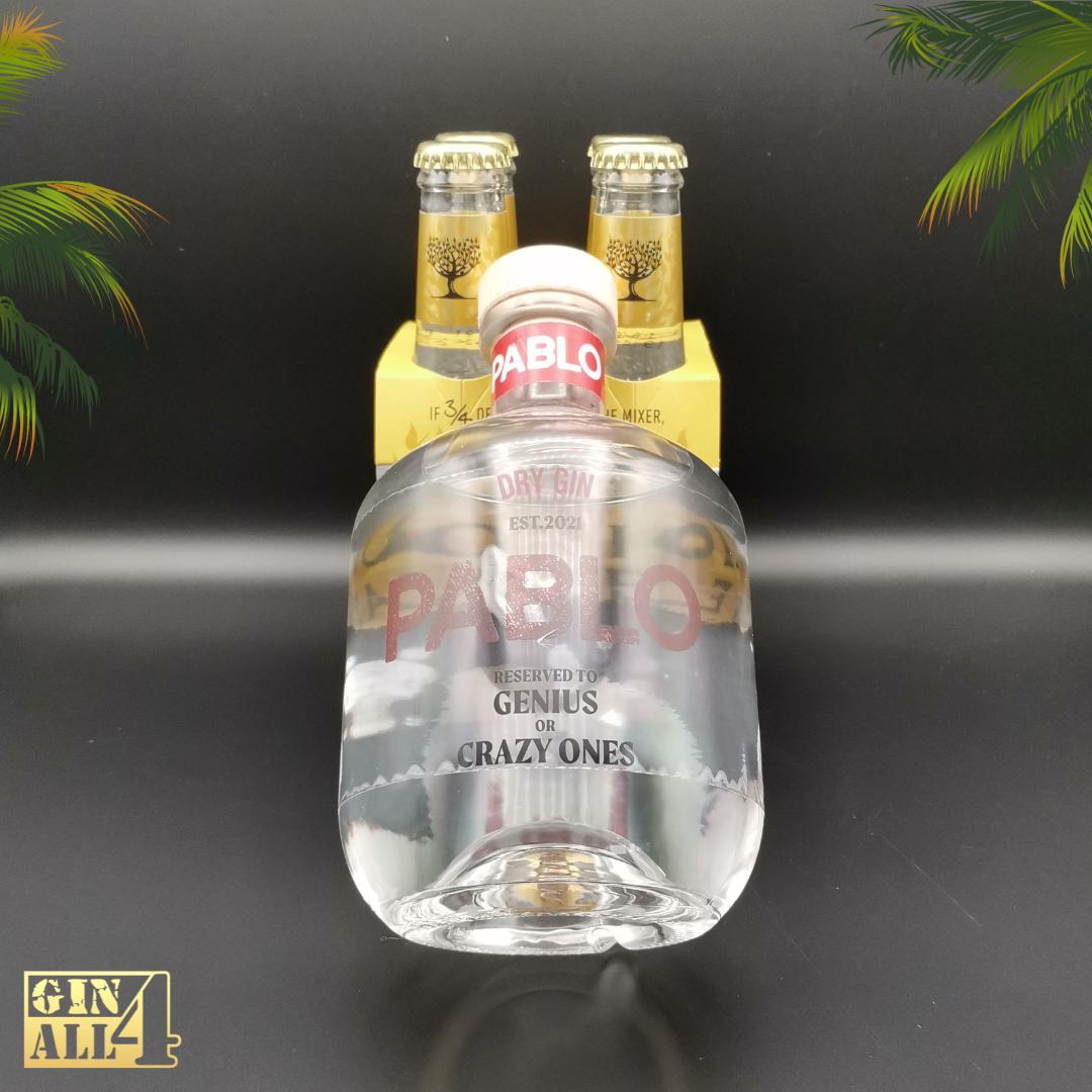 Gin Pablo (c/Oferta de Água Tónica Fever-Tree)