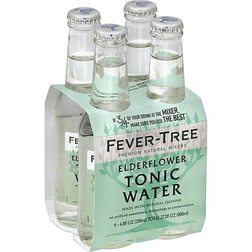 Água Tónica Fever-Tree  Elderflower Tonic