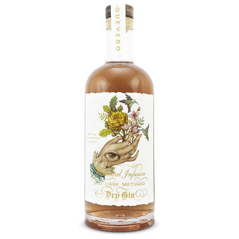 Gin Quevedo Old Cask Mature