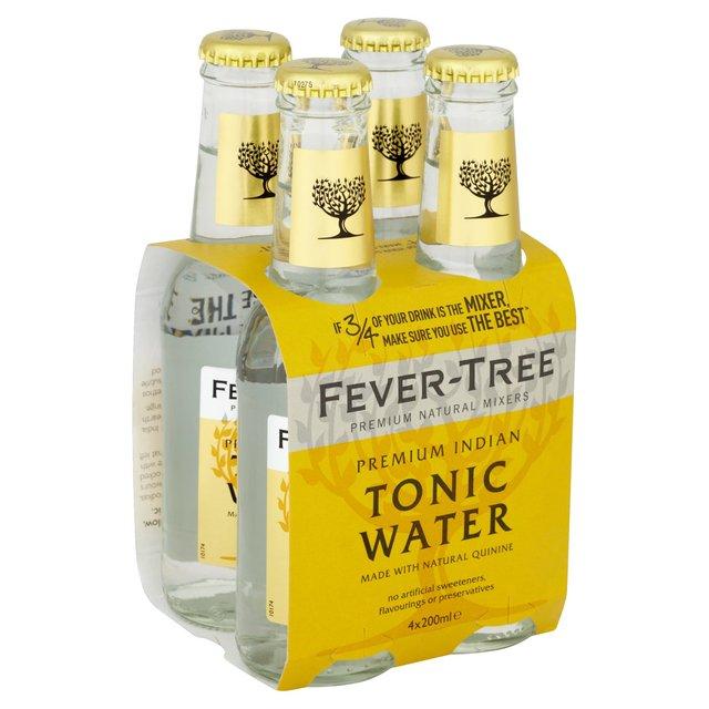 Água Tónica Fever Tree Indian Tonic
