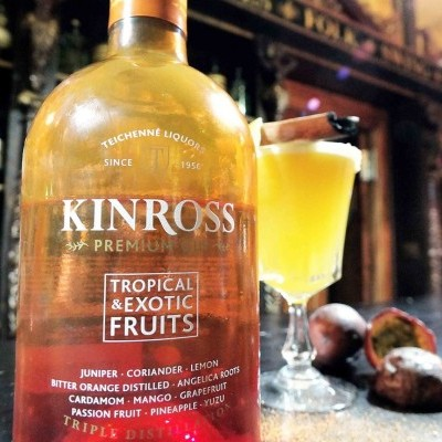 Gin KINROSS Tropical