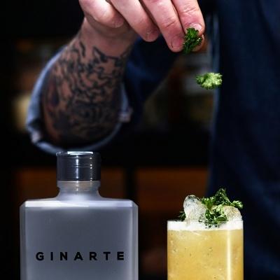 GinArte (dedicated to Frida Kahlo)