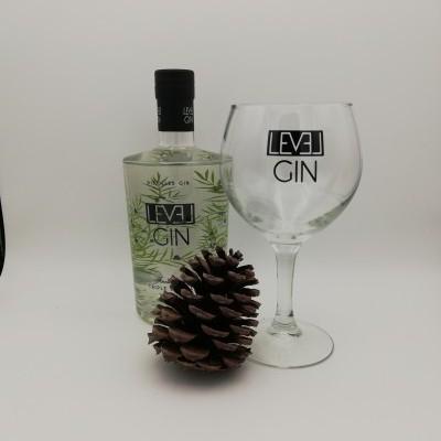 Gin Level Premium c/Copo