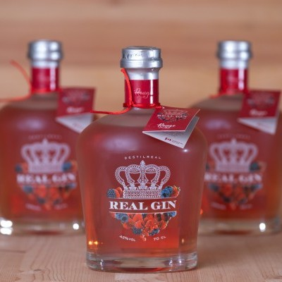 Gin Real Gin Rouge
