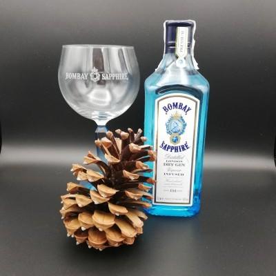 Gin Bombay Sapphire c/Copo
