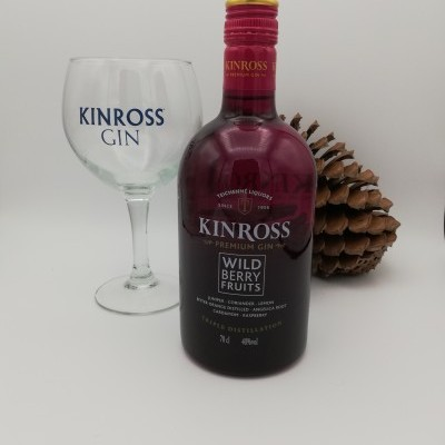 Gin KINROSS Berry c/Copo