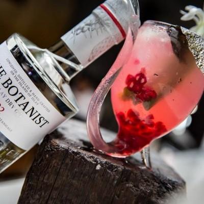 Gin Botanist