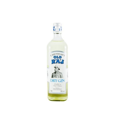 Gin Old Raj Gin 55º