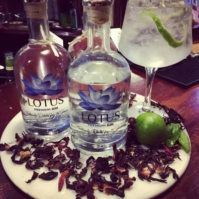 Gin Lótus Premium