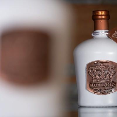 Gin Real Gin Moscatel Envelhecido