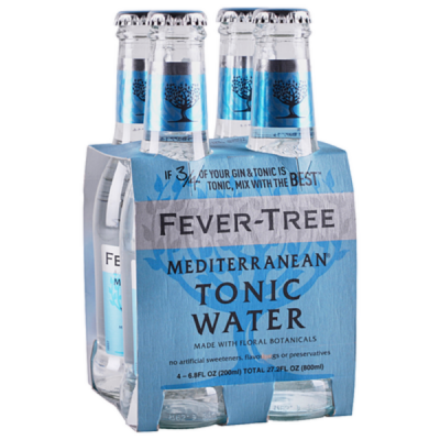 Água Tónica Fever-Tree Mediterranean Tonic