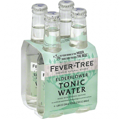 Água Tónica Fever-Tree  Elderflower Tonic