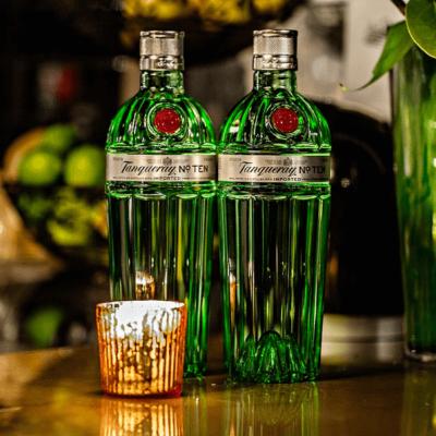 Gin Tanqueray nº Ten
