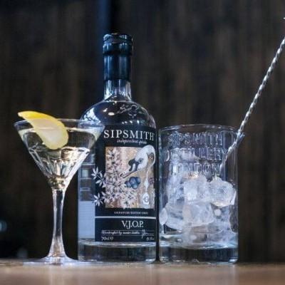 Gin Sipsmith VJOP
