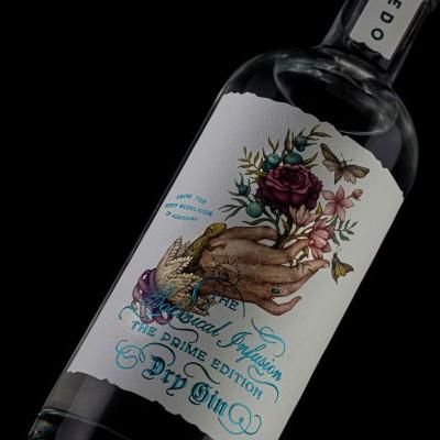 Gin Quevedo- Prime Edition