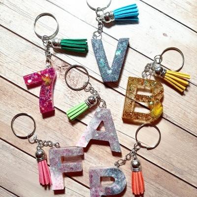 Porta-Chaves Alfabeto