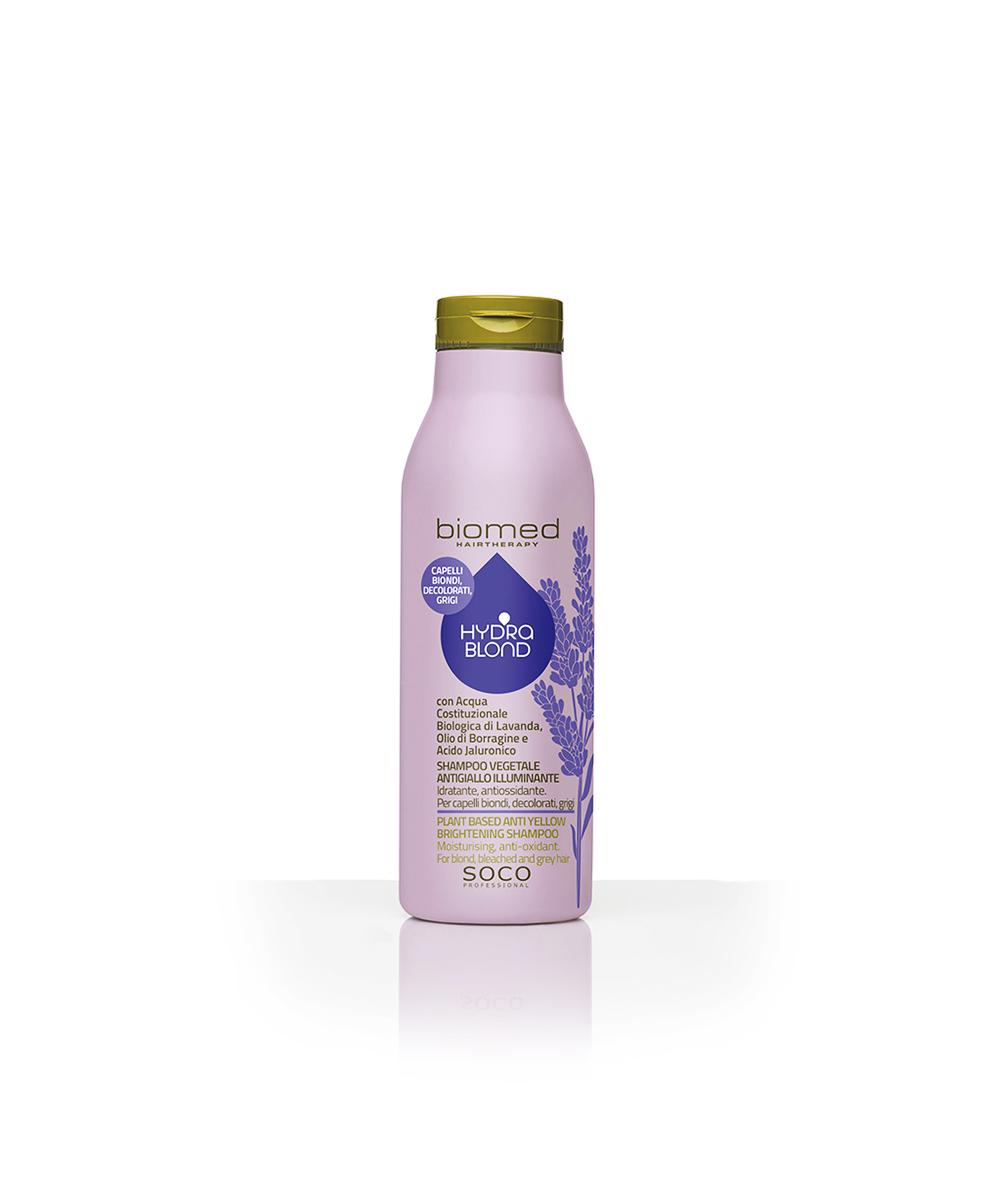 Biomed - Champô Hydra Blond- Cuidado para brancos e louros