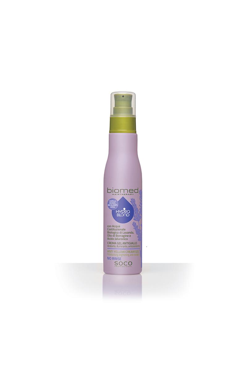 Biomed - Creme Gel Hydrablond - Cuidado para brancos e louros