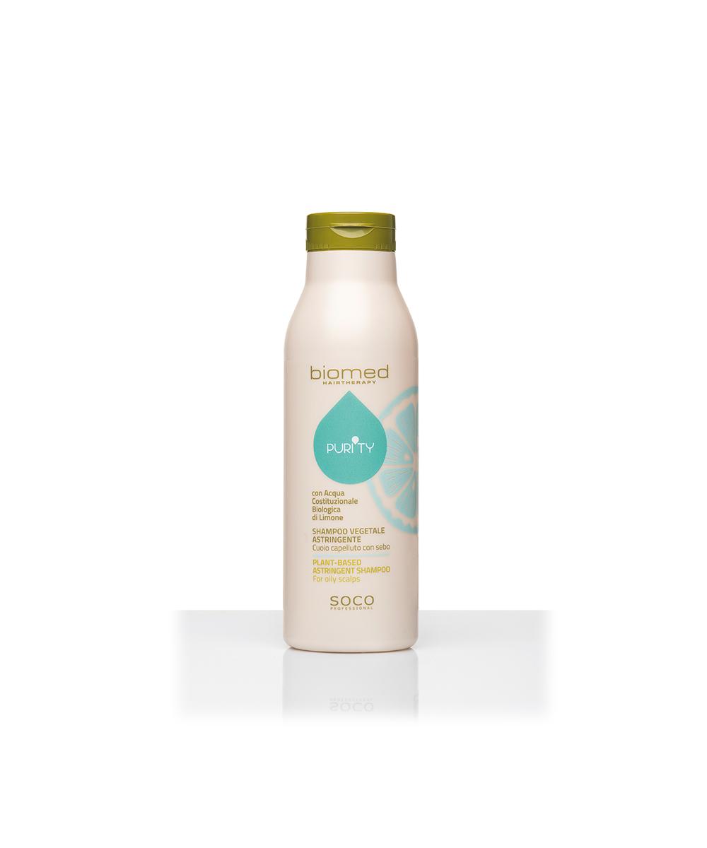 Biomed - Champô Purity Adstringente - Caspa Oleosa