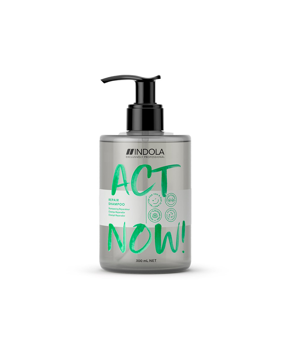 ACT NOW! Champô Repair