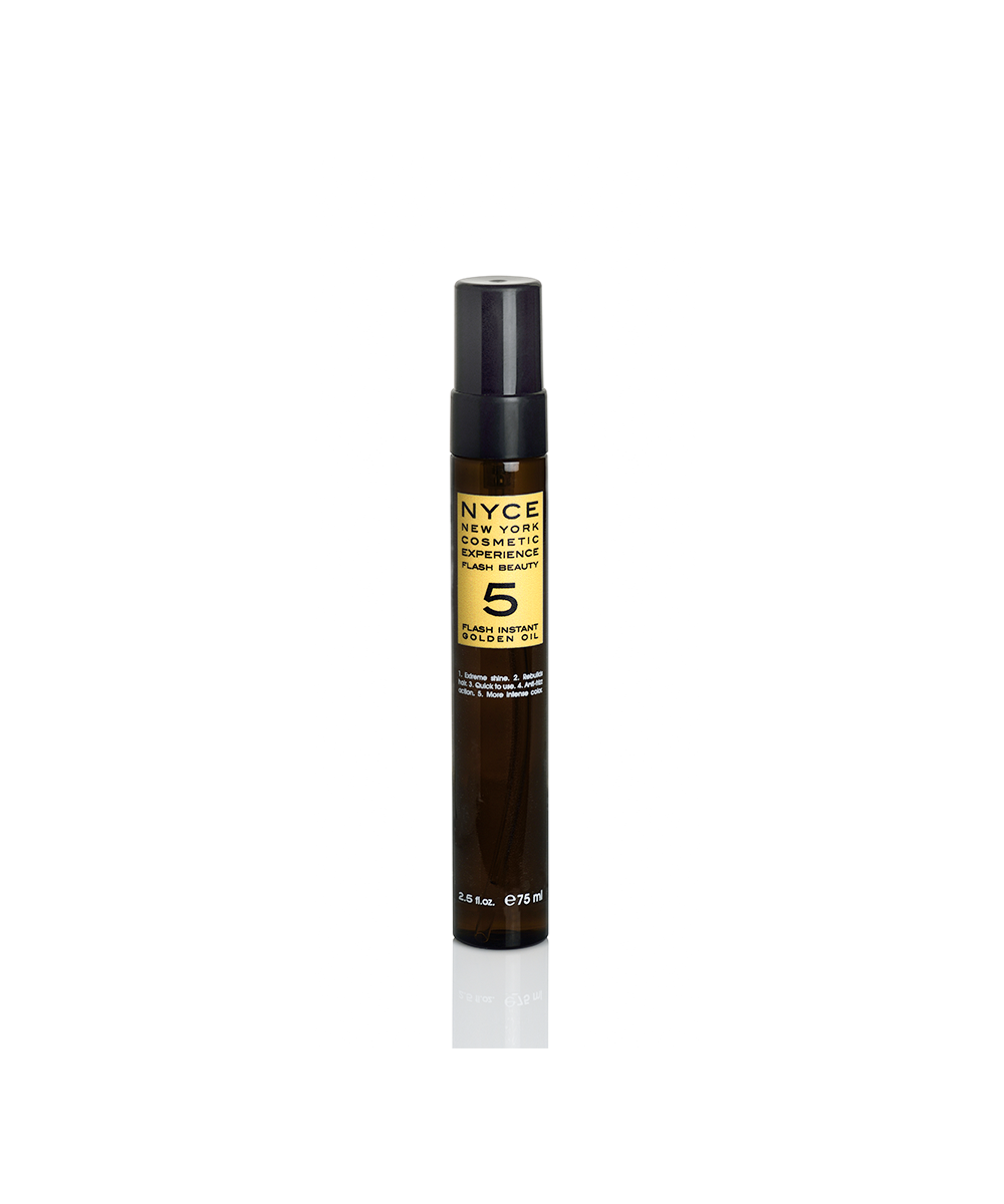 NYCE 5 - Flash beauty instant golden oil