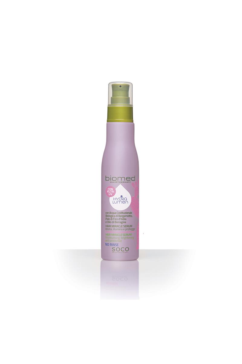 Biomed -  Hydra Lumen Hair Miracle Serum - Cuidado Após a Coloração