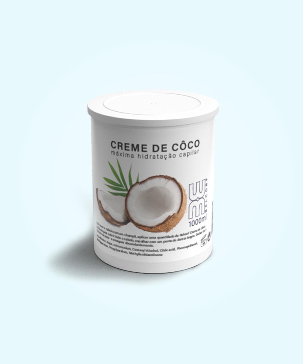 Belcorf - Creme Hidratante de Côco