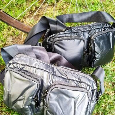 Mala com 2 bolsas