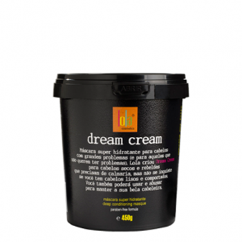 Lola mascara Dream Cream 450 gr