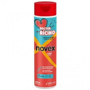 Novex Champô Doctor Rícino 300ml