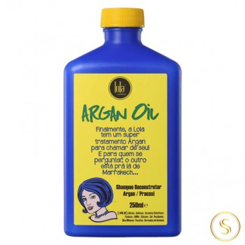 Lola argan oil champô 250 ml