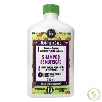 Lola be(m)dita ghee champô nutrição 250 ml