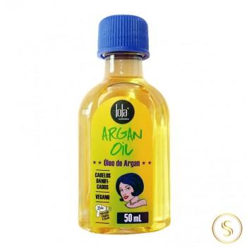 Lola argan e pracaxi oil oleo 50 ml
