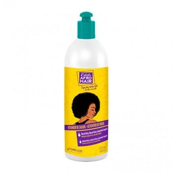 Novex afro hair activador de caracois 500 ml