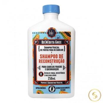 Lola be(m)dita ghee champô reconstrução 250 ml