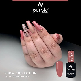 Purple Show Collection - Humour