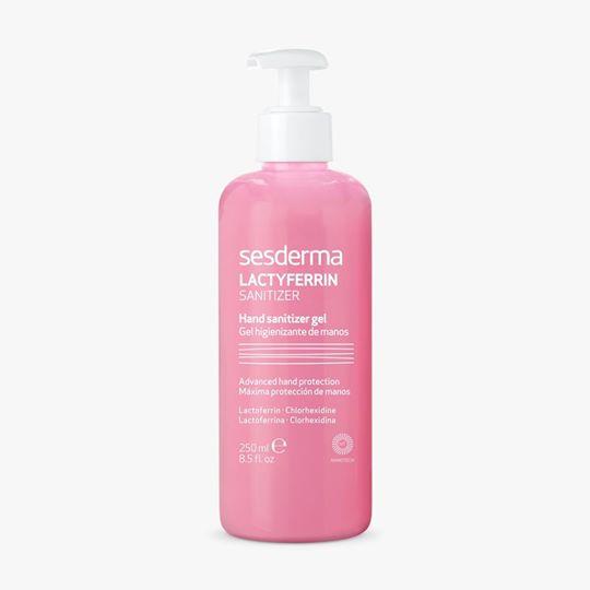 Lactyferrin Sanitizer Gel Higienizante Mãos sem Água