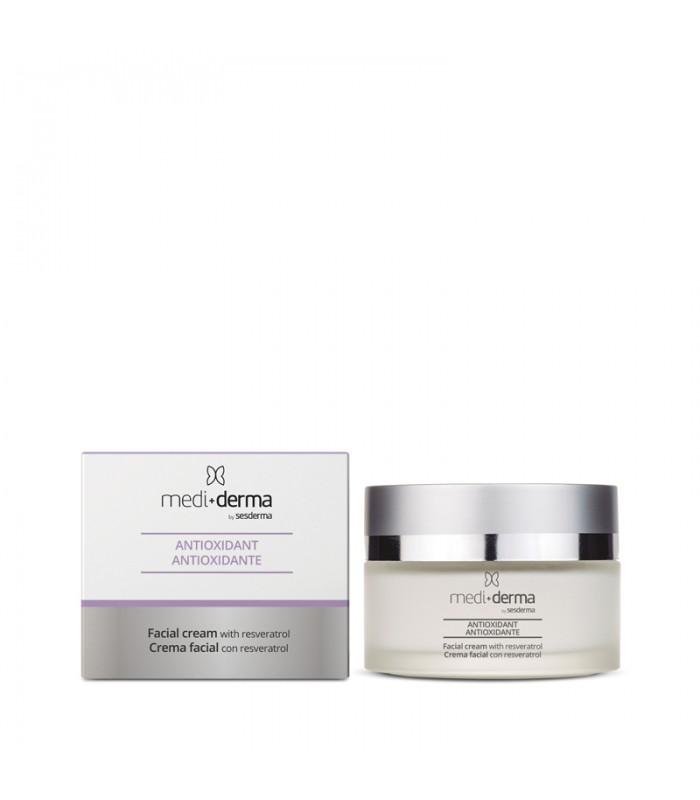 Creme Facial Antioxidante