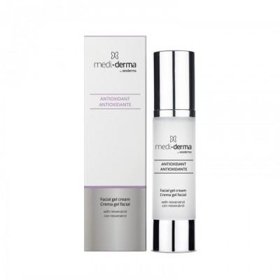 Creme Gel Facial Antioxidante