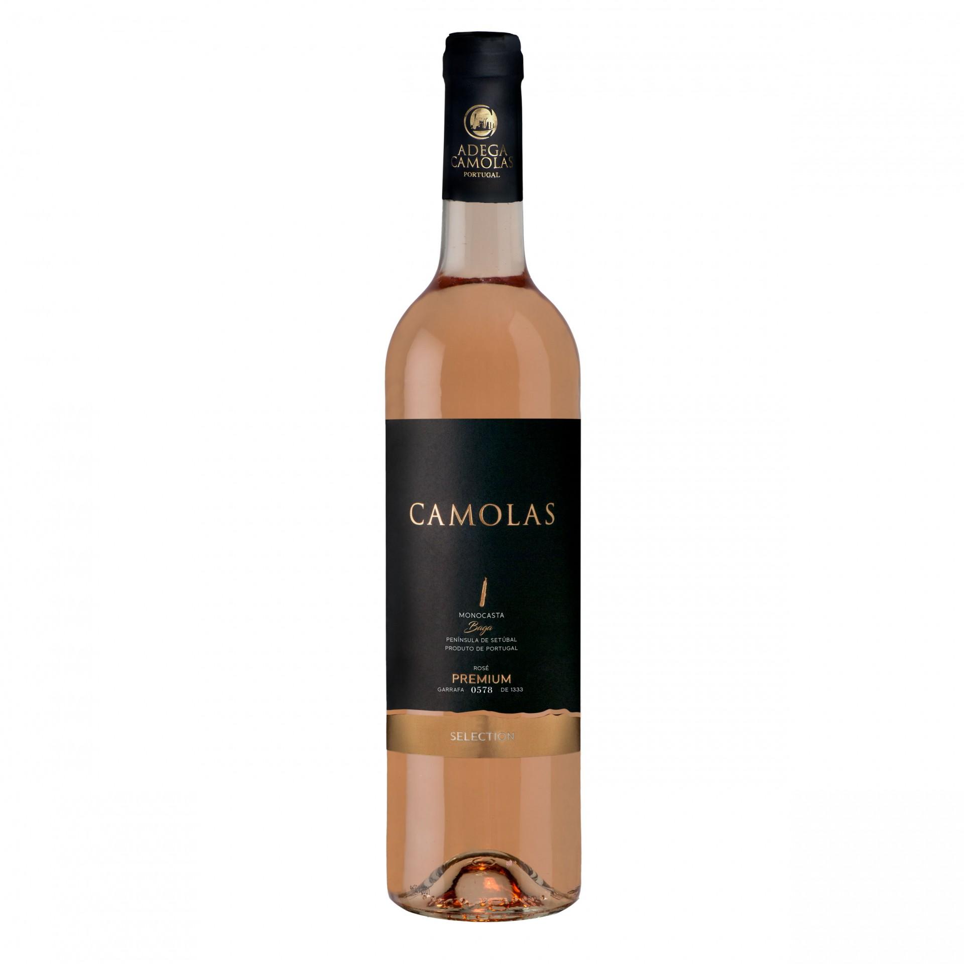 Camolas Selection Premium  Rosé (6UNI)