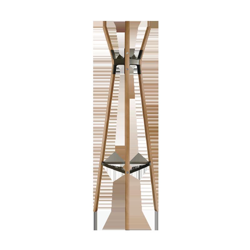 Steelwood Coat Stand  - Ronan & Erwan, Magis