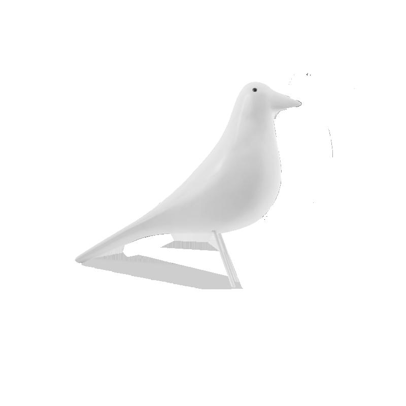 Eames Bird - Charles & Ray  Eames