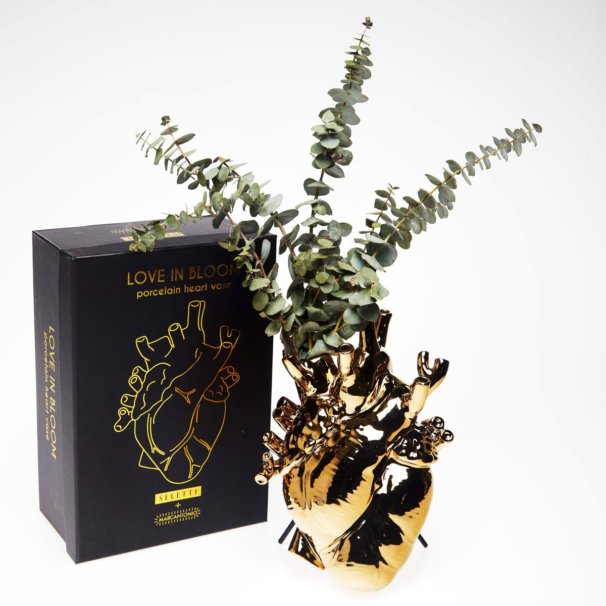 Love in Bloom Gold Edition - Marcantonio, Seletti