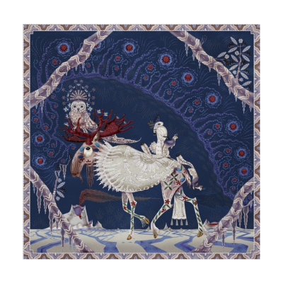Polar Byzantine 2 - Klaus Haapaniemi , Moooi